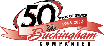 The Buckingham Compaines Logo